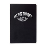 Anxious Thoughts Notebook
