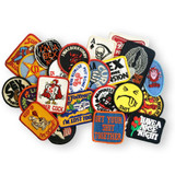 Vintage & Dead Stock Patches