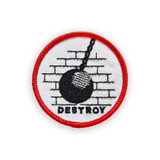 Destroy Patch