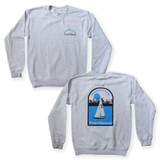 Ocean State Blues Crew Neck