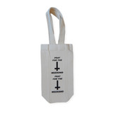 Pray for the Weekend Wine Tote