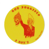 """Forgiver 3"""" Sticker"""