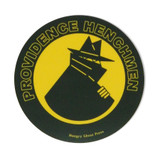 "Providence Henchmen 3"" Sticker"