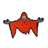 Reaper's Greeting Die Cut Sticker