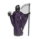 A Gift from Death Die Cut Sticker