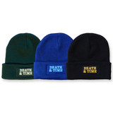 Death and Time Beanie