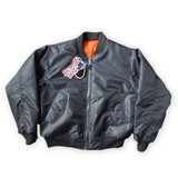 A Gift from Death Bomber Jacket