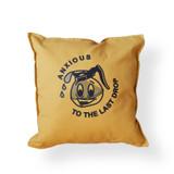Never Sleep Coffee Pillow