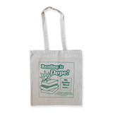 Reading is Dope Tote Bag