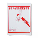 Peacekeeper Screen Print