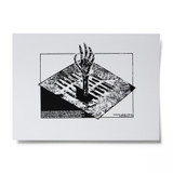 Sewage Screen Print
