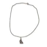 Vintage Grim Reaper Necklace