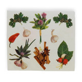 Vintage Herbs and Spices Sticker Sheet