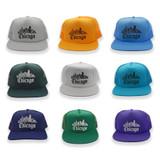 Vintage Chicago Trucker Hat