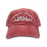 Pits of Hell Stonewash Dad Cap