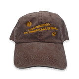 Peace in Hell Dad Cap