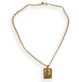 Vintage Mallard Marshland Necklace