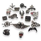 Vintage Biker Pins