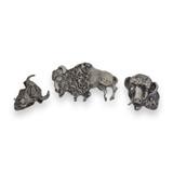 Vintage Buffalo Pins