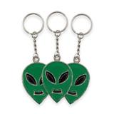 Vintage Alien Keychain