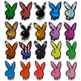 Vintage Playboy Bunny Stickers