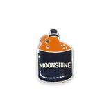 Vintage Moonshine Pin