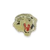 Vintage Tiger Head Roar Pin