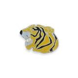 Vintage Tiger Head Profile Pin