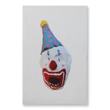 Big Clown Large Print Made By Eddie Mellow
