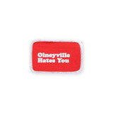 Olneyville Hates You Patch