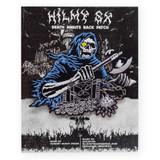 Hilmy SX Death Awaits Back Patch