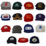 Vintage Rhode Island Locals Hats
