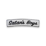 Satan's Boys Patch