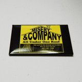 Misery & Company Buttons