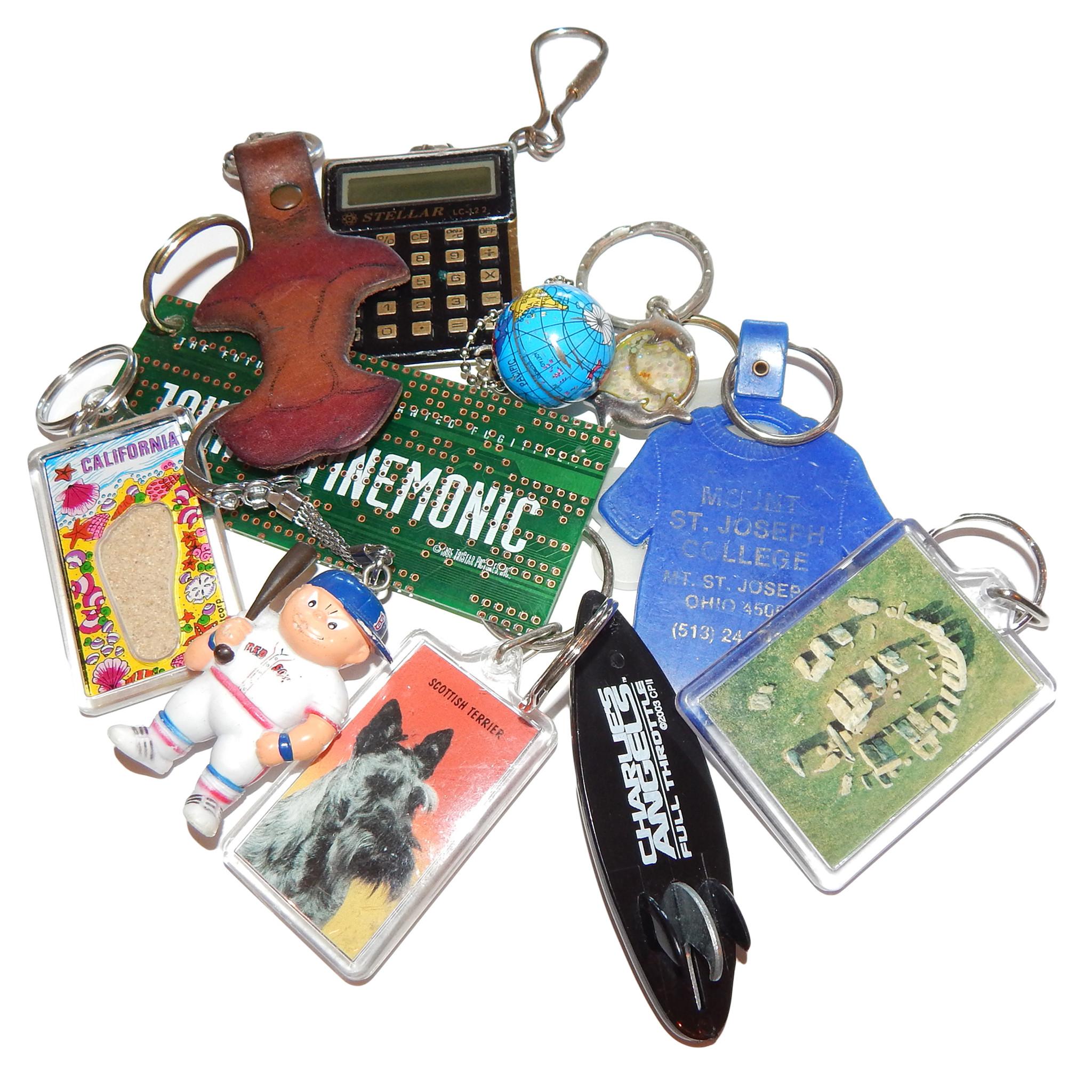Vintage Keychains