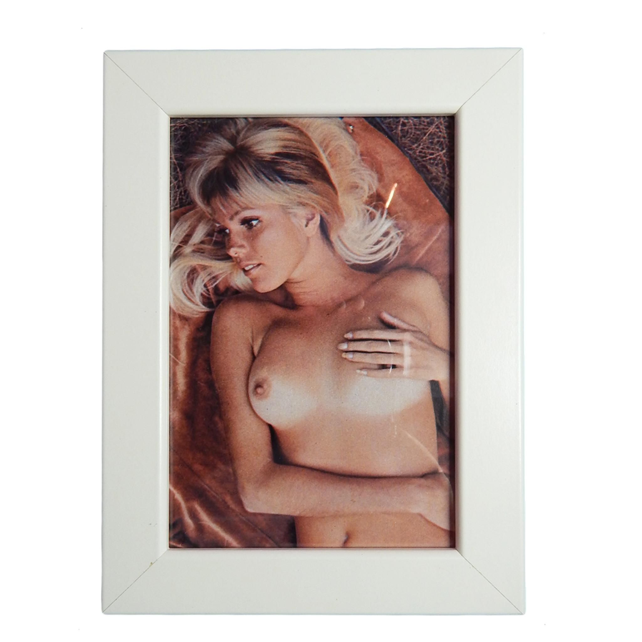 Framed Vintage Playboy Prints