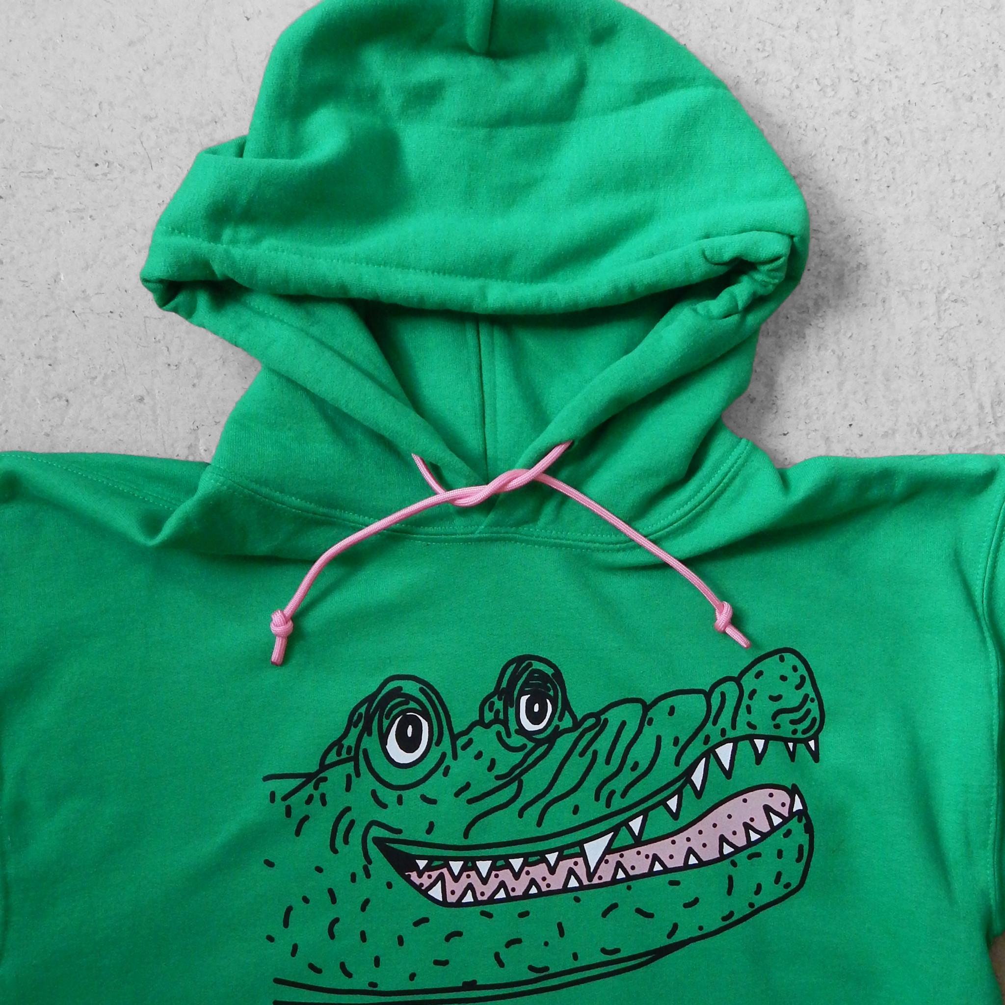 Art With Josh's Croc Hoodie