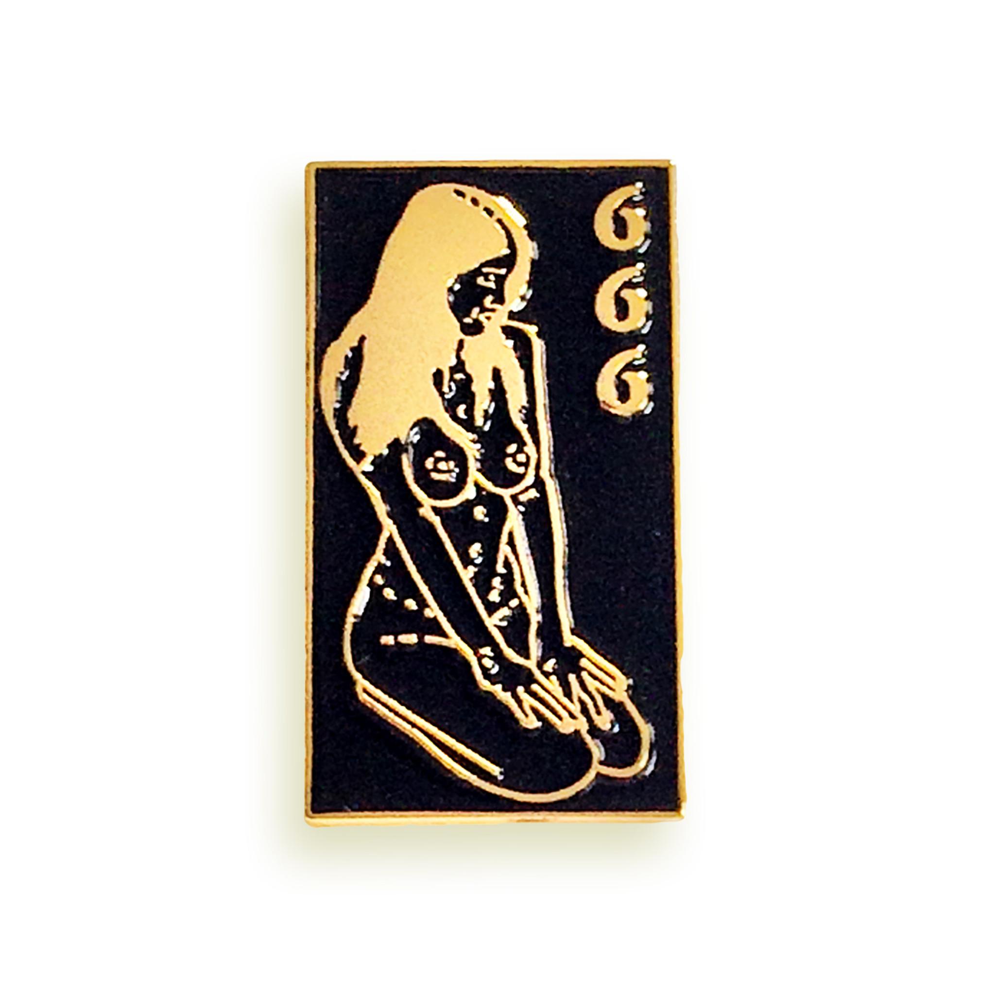 Lady Sin Pin 666