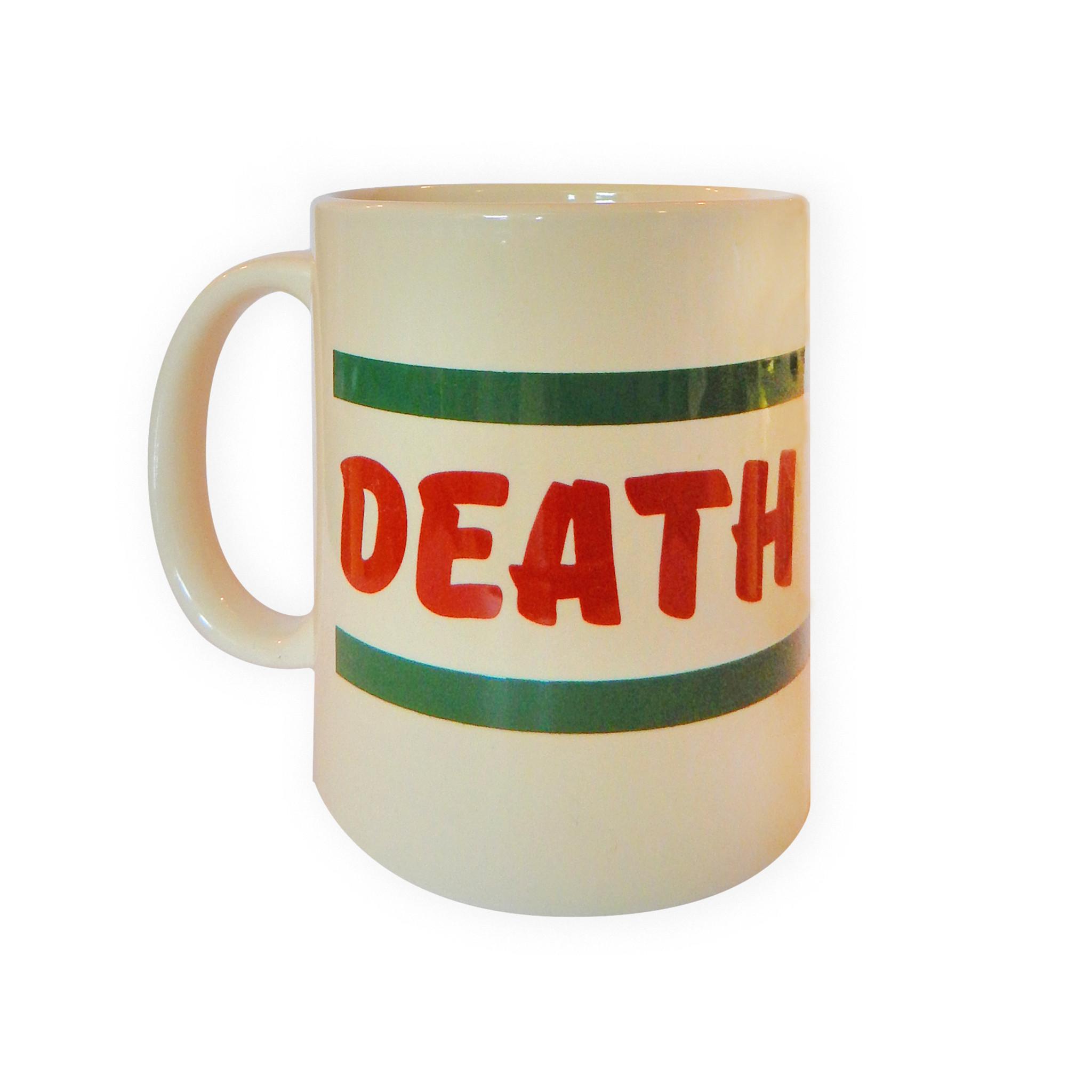 Death and Time Mug