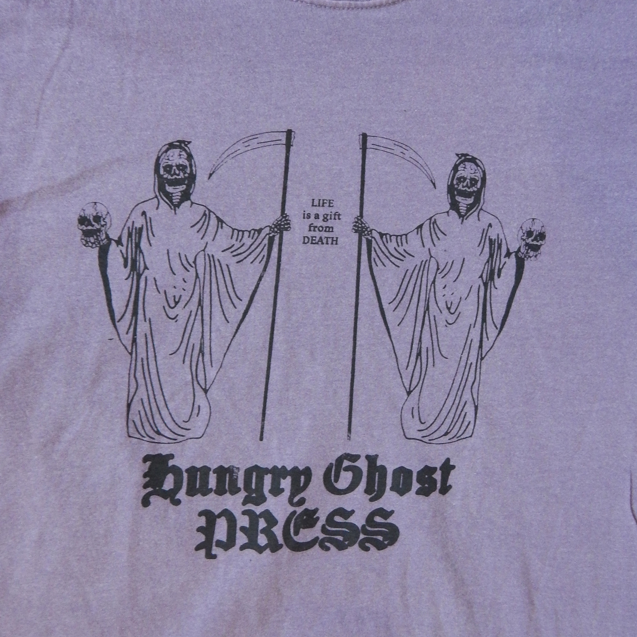 A Gift from Death Tee