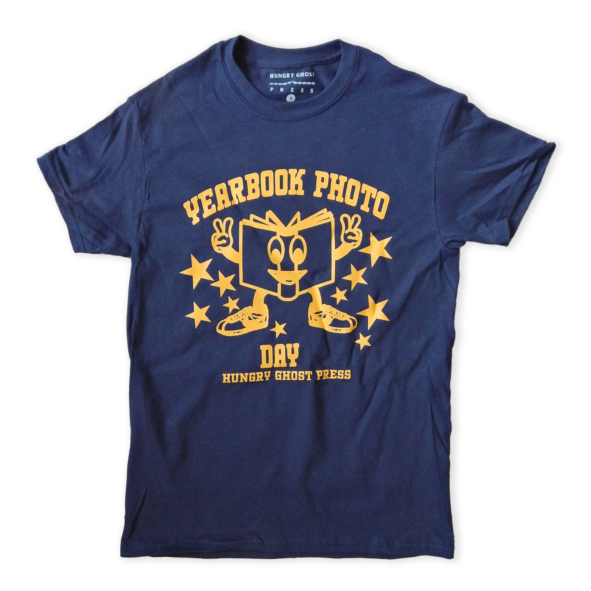 HGPress Yearbook Photo Tee