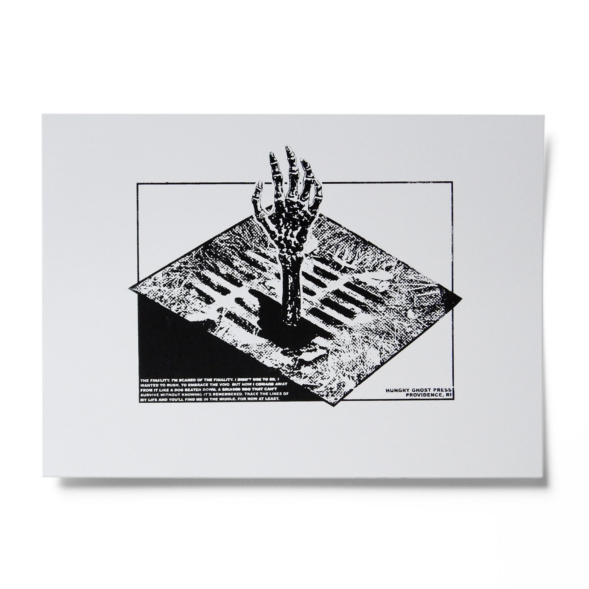 Sewage Screen Print