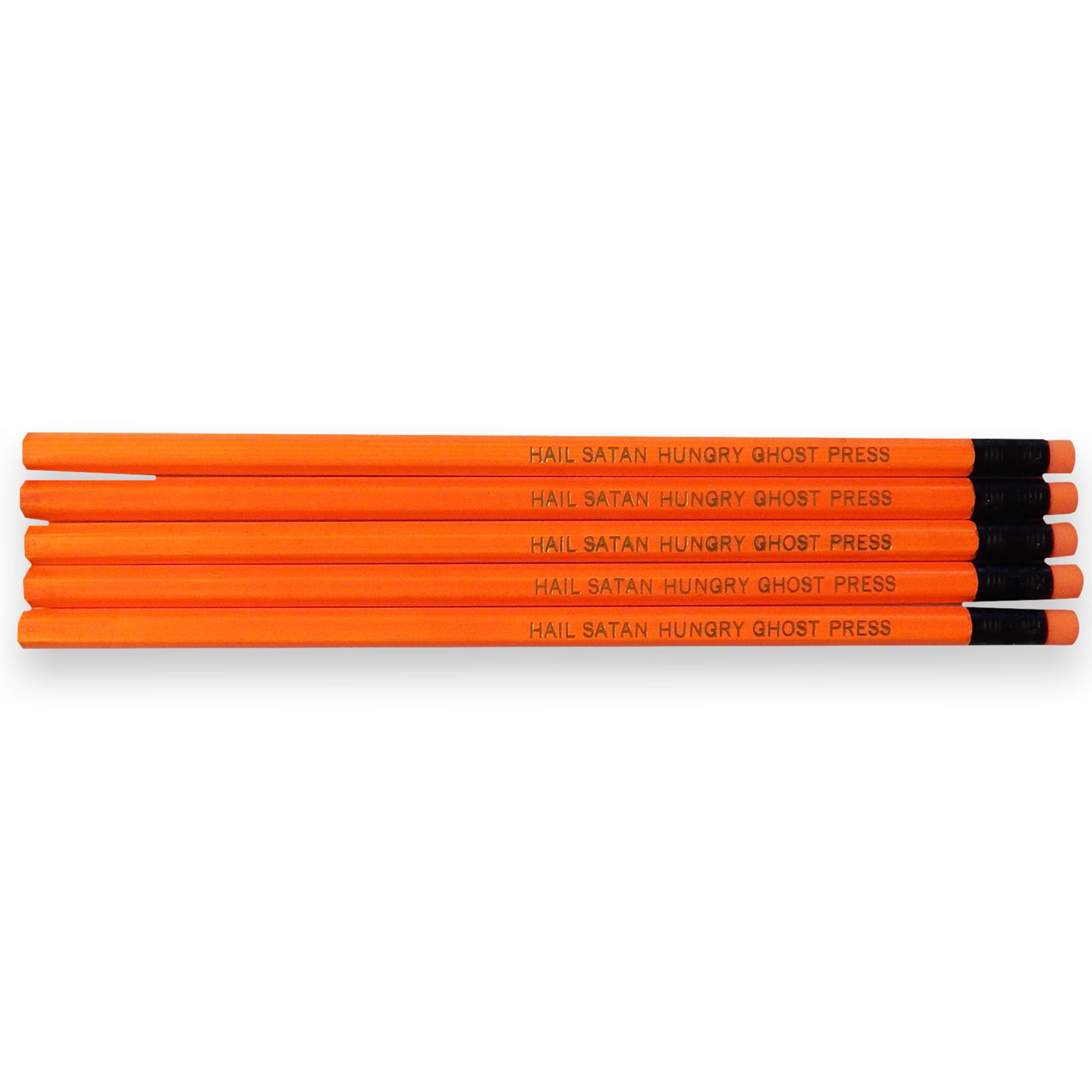 Hail Satan Pencil