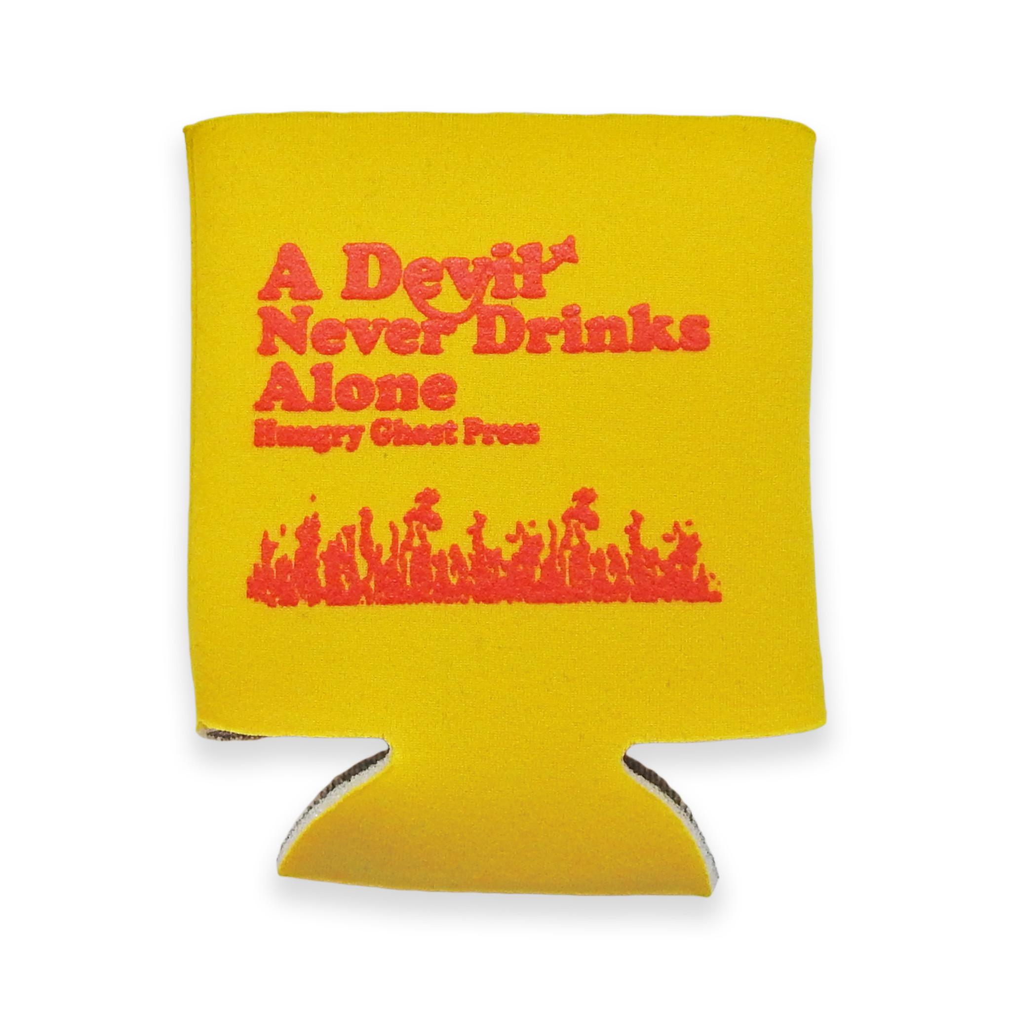 Devil Drinker Koozie