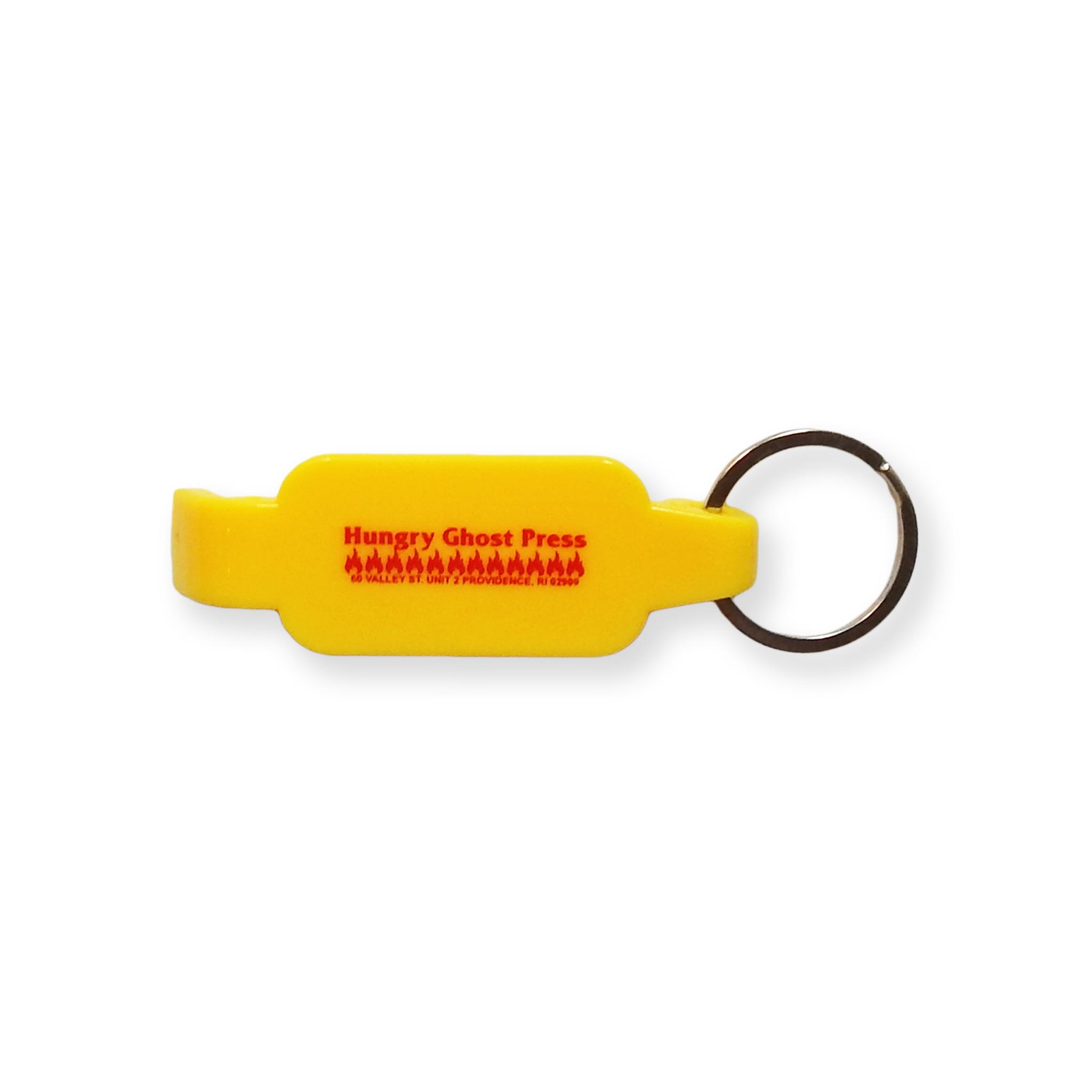 Bottle Popper Keychain