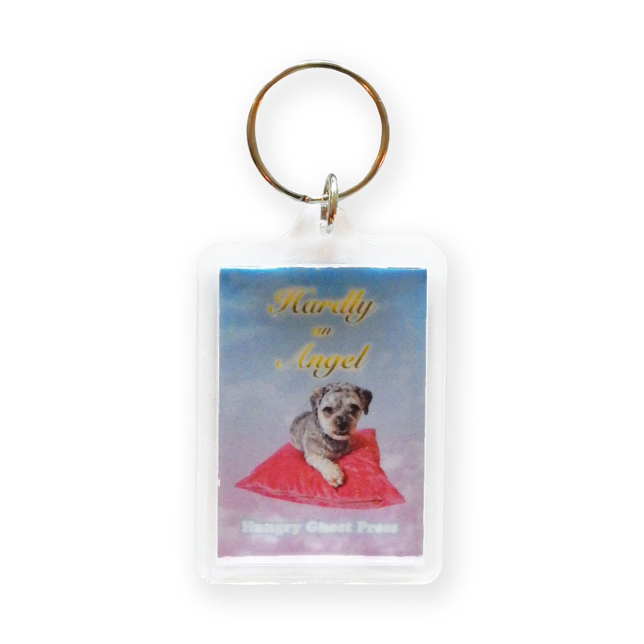 A Keychain for an Angel