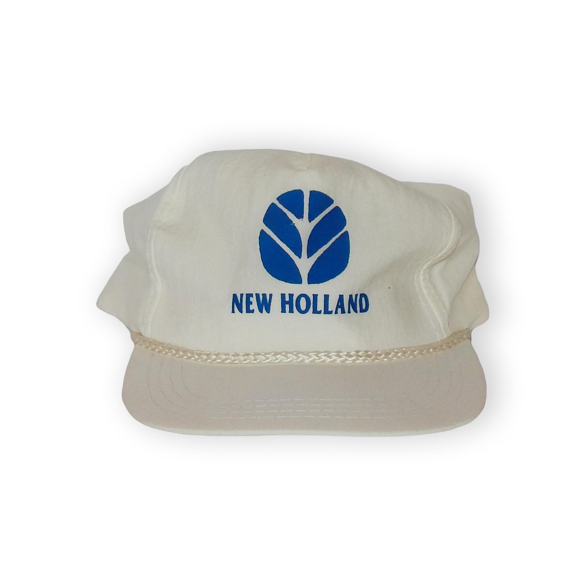 New Holland White
