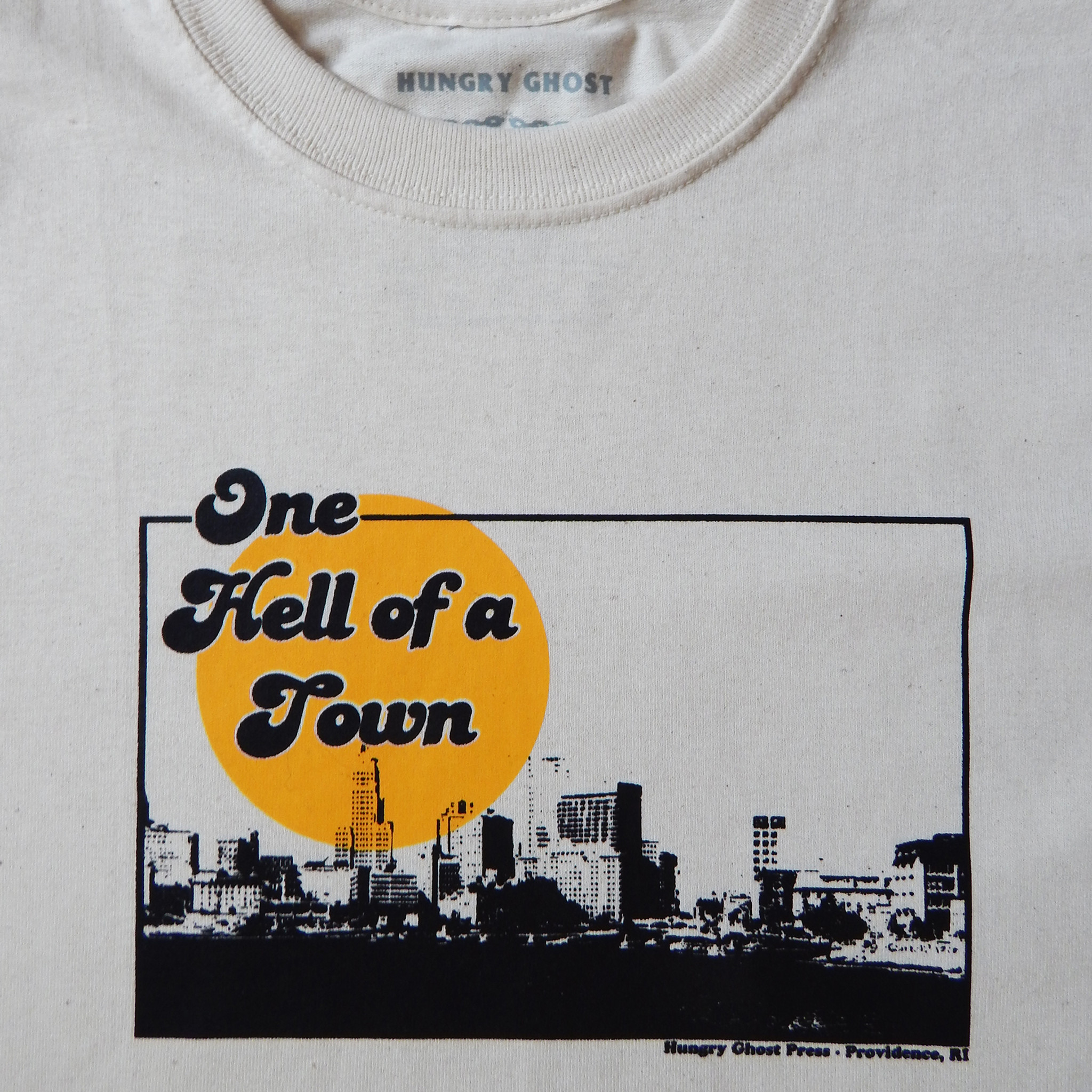 One Hell of a Town Tee