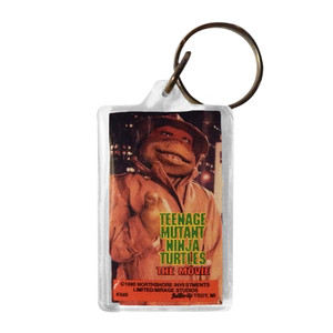 TMNT Vintage Keychains
