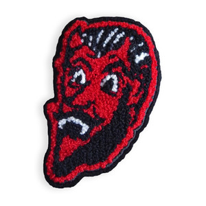 Devil's Grin Patch